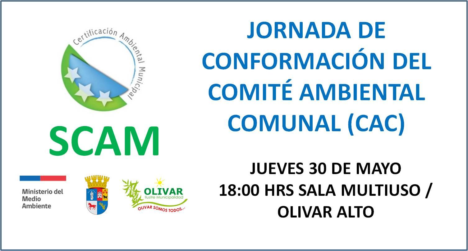 Jornada de conformación del Comité Ambiental Comunal