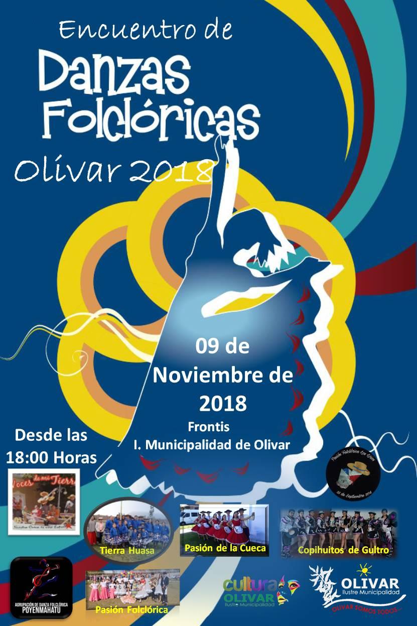 Primer Encuentro de Danzas Folclóricas
