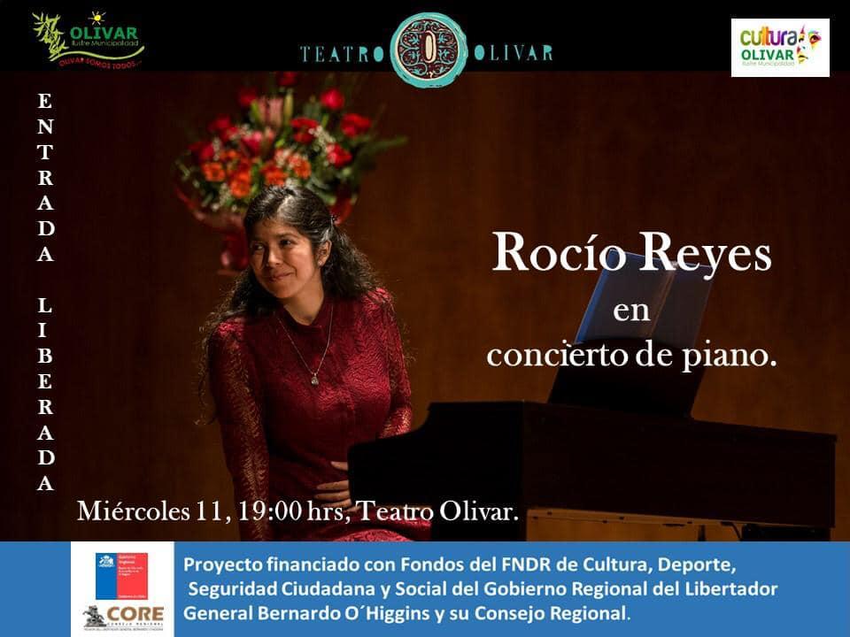 Panoramas culturales: Concierto de Piano y Obra de Teatro