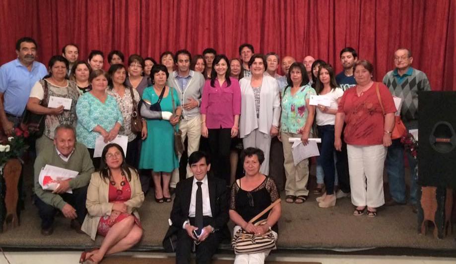 Quince  juntas de vecinos de Olivar se adjudican Fondeve  2017