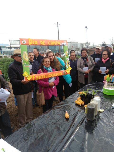 Más de 150 agricultores de Olivar reciben  asesorías y visitas técnicas