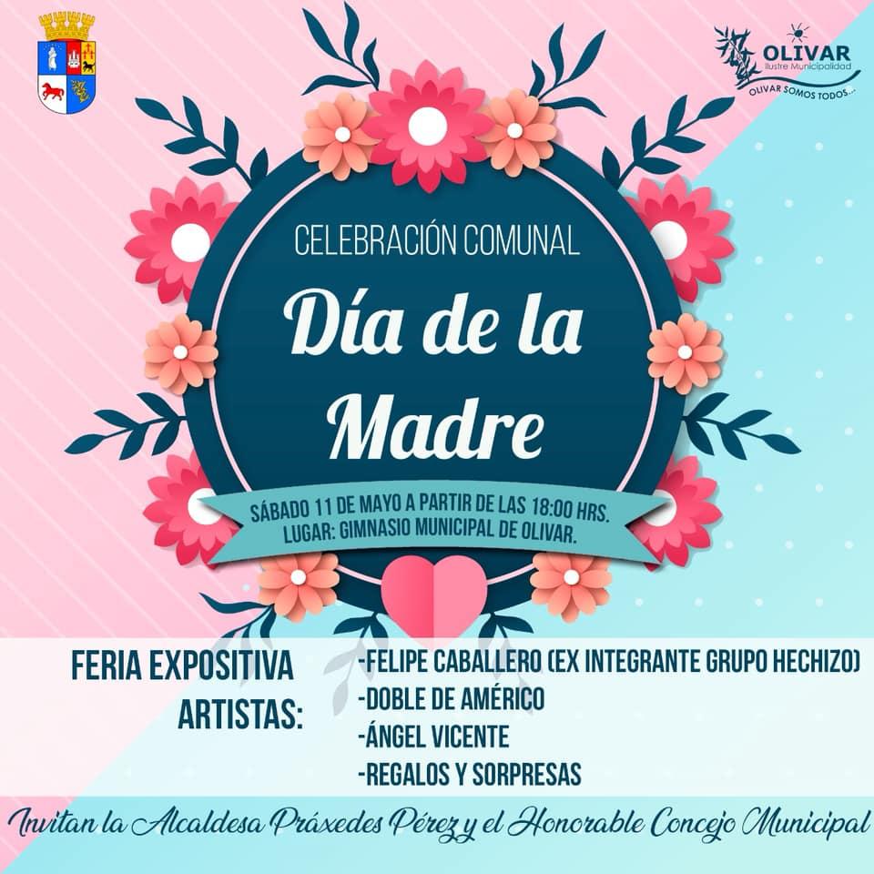 Celebración Día de la Madre en Olivar