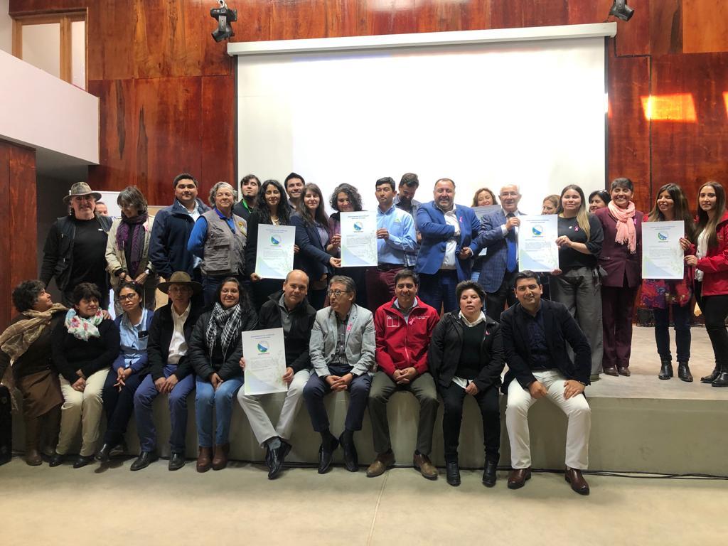 Municipalidad de Olivar recibe certificación Ambiental