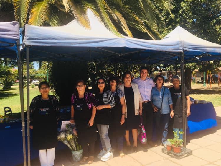 Municipalidad de Olivar impulsa el emprendimiento local