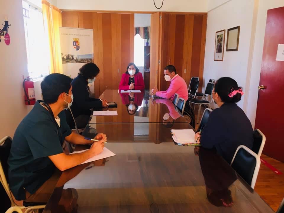 Más de 8.500 vacunas contra el Covid-19 se han aplicado en Olivar
