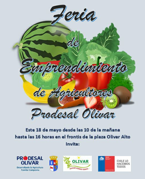 #ApoyoLocal #FeriaProdesal