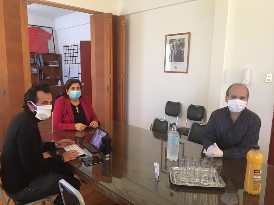 Comienza  fiscalización por uso obligatorio de mascarilla en Olivar